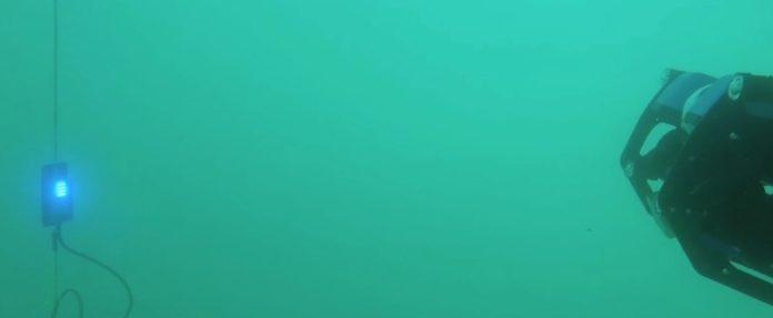 LiFi обеспечивает передачу данных под водой на глубине 6000 метров ниже уровня моря