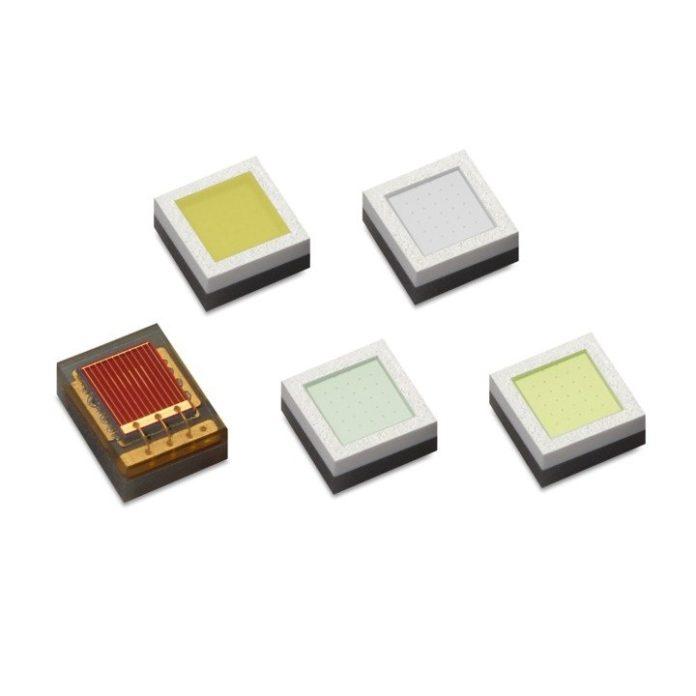 Lumileds представляет новые цветные светодиоды LUXEON Rubix с высокой мощностью, малым размером и гибкостью