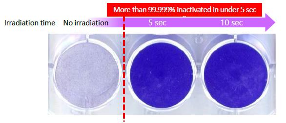 Toyoda Gosei запускает SARS-CoV-2, уменьшающие глубокие УФ-светодиоды в системе очистки воды