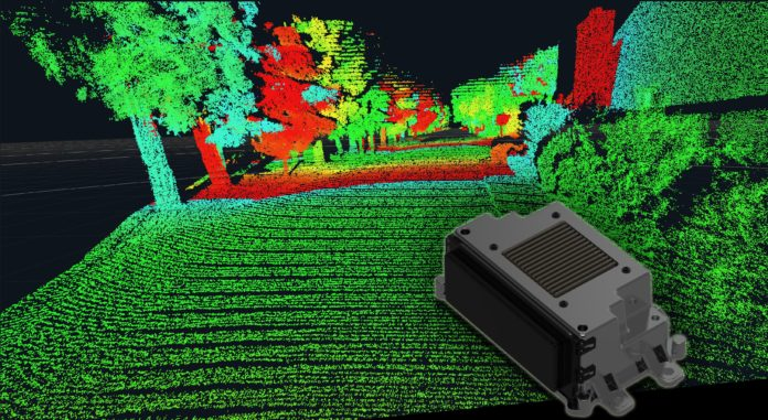 Автоматизированное вождение: Continental инвестирует в Sensor Pioneer AEye