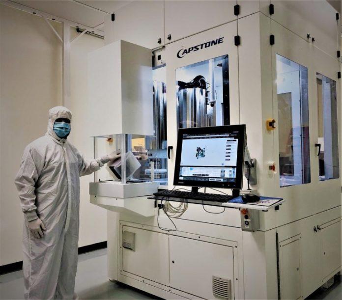 Axus Technology и Compound Photonics стали партнером в разработке монолитных микросветодиодов для приложений AR