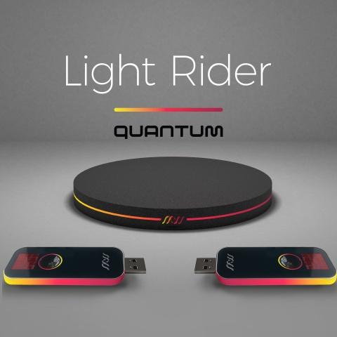 Light Rider представляет технологию Quantum LiFi для повышения безопасности сети