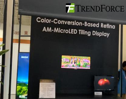 Прямые трансляции OPTO на Тайване 2020 года - Innolux и PlayNitride представляют новые микро-светодиодные дисплеи
