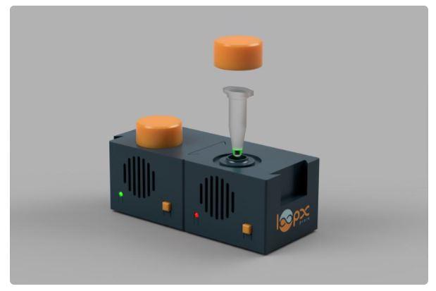 Технология спектрального зондирования AMS, выбранная специалистом по оптической метрологии ELDIM для профессионального быстрого тестирования на COVID-19 (SARS-CoV-2)