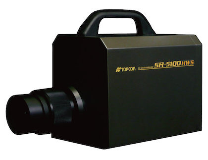 Выпуск нового продукта, 2D-спектрорадиометра серии SR-5100 от Topcon Technohouse Corporation