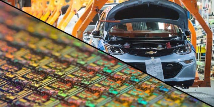 Глобальный дефицит полупроводников может помешать производителям электромобилей в 2021 году