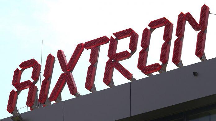 Производитель светодиодов Tier 1 в США выбирает AIXTRON AIX G5 + C для светодиодов Micro