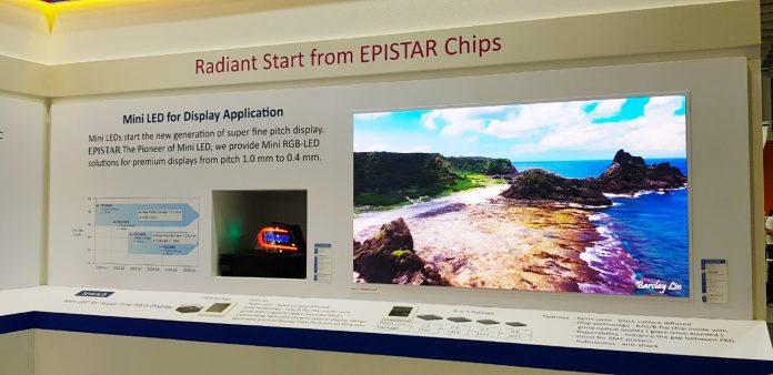 【Эксклюзивное интервью】 Преодолевая барьеры, EPISTAR представляет миниатюрный светодиодный индикатор RGB, который является лидером в области WCG с дисплеями с чистым цветом и с несколькими основными цветами