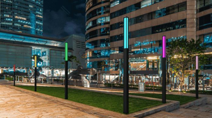 Luminis добавляет опцию RGBW в линейку светильников