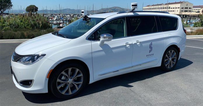 <pre>[Exclusive] Sense Photonics Flash LiDAR нацелен на рынки автономных транспортных средств и промышленной робототехники