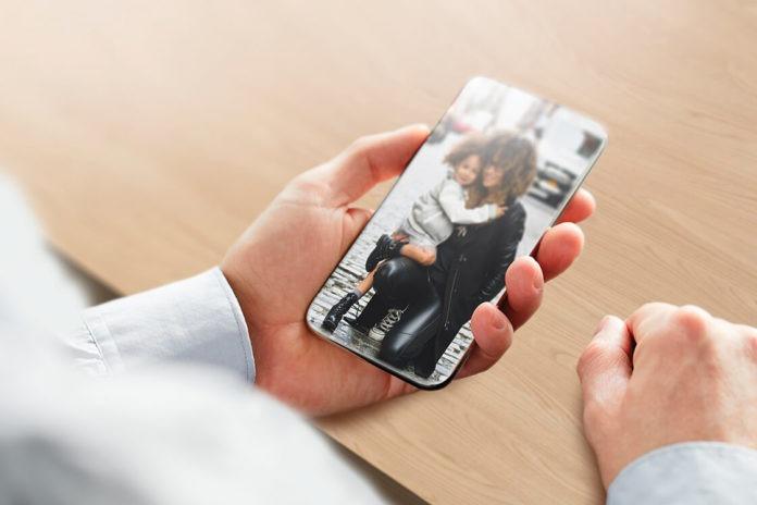 <pre>IPhone без засечек может быть за углом с новым датчиком AMS