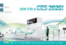 ITRI представит инновационные технологии микро-светодиодов и цифровых технологий здравоохранения на выставке CES 2020