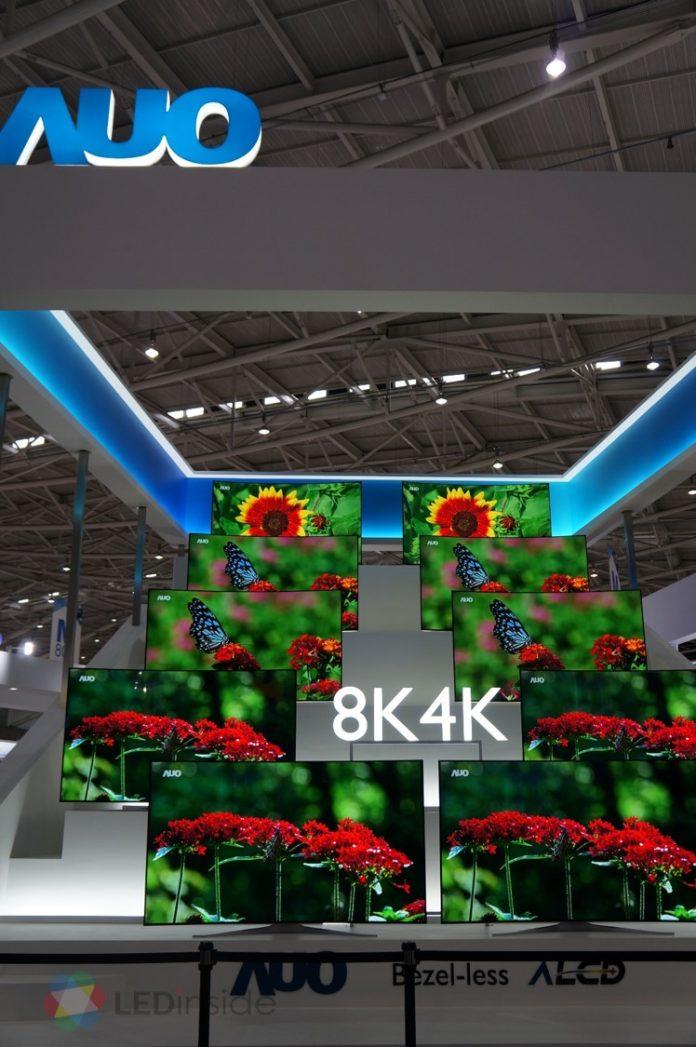 <pre>Китайские и корейские производители панелей фокусируются на OLED, тайваньские компании погружаются в мини-светодиод и микро-светодиод