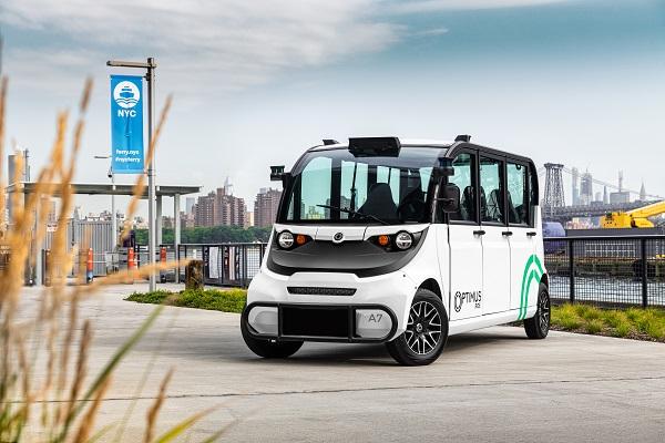 <pre>LeddarTech предлагает датчики Flodraulic LiDAR для автономного применения; Velodyne Lidar поддерживает Optimus Ride для самостоятельного вождения транспортных средств
