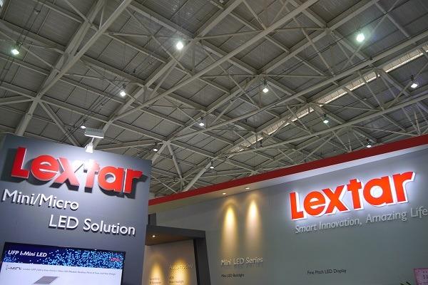<pre>Lextar поддерживает разработку мини-светодиодов и стремится повысить эффективность микросхем для удовлетворения требований Energy 8.0