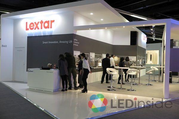 <pre>Lextar устраняет общее освещение и новые целевые приложения, включая Mini LED и VCSEL
