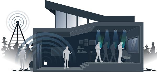 <pre>LiFi Network Trail поддерживает высокоскоростной интернет на Шотландском острове