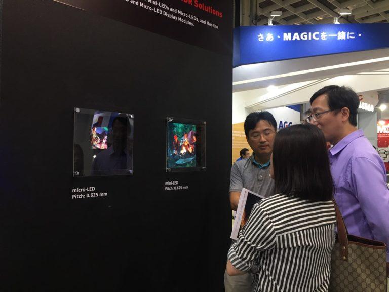 Macroblock представляет инновационные приложения на Touch Taiwan 2019