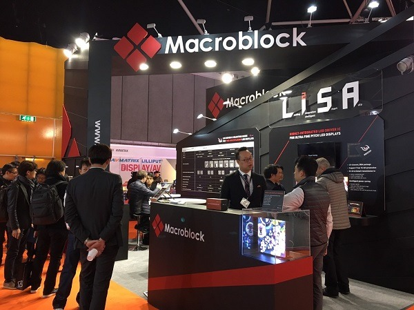 <pre>Макроблок для массового производства мини светодиодной продукции в 2019 году