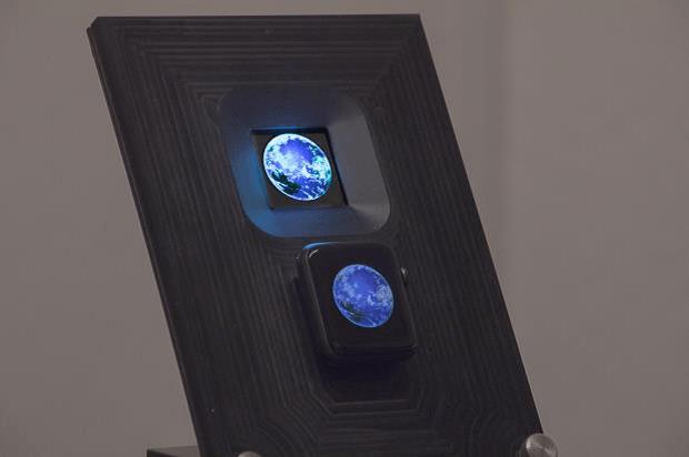 <pre>Микро светодиодные панели Kyocera и glō для умных часов представят на CEATEC 2019