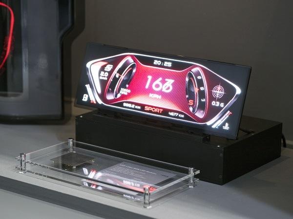 <pre>Мини светодиод для освещения приложений, которые OLED не может достичь