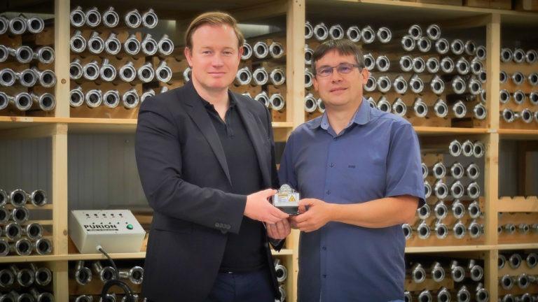 Немецкий исследовательский центр использует систему дезинфекции ультрафиолетовых светодиодов для розлива пива