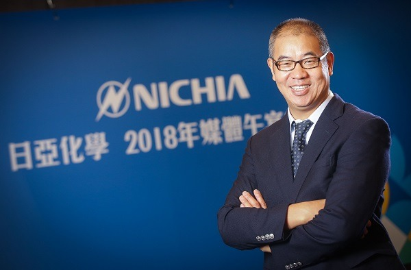 <pre>Nichia анонсирует свои технологии освещения для медицинского и автомобильного использования