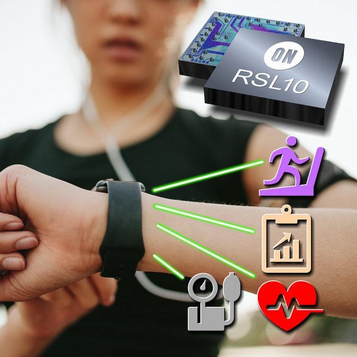<pre>ON Semiconductor представляет комплект для разработки датчиков RSL10 для приложений IoT с оптимизированным энергопотреблением