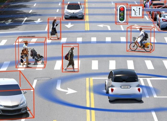 <pre>Osram представляет новые LiDAR-лазеры, позволяющие автономному транспорту «видеть»