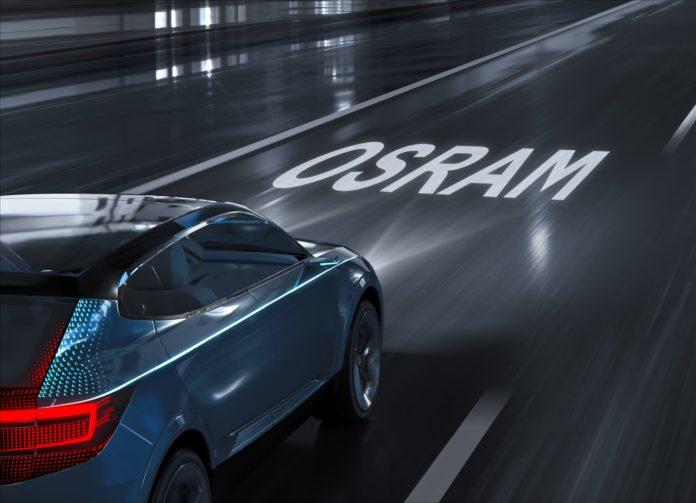 <pre>Osram разработает автомобильный светодиод с 25 600 пикселями в одном чипе для автомобилей следующего поколения