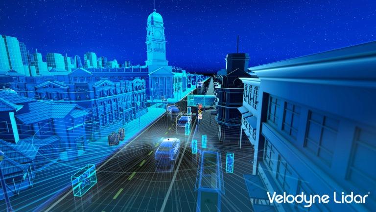 Патентный иск LiDAR: Velodyne подает жалобу против Hesai и RoboSense в США.