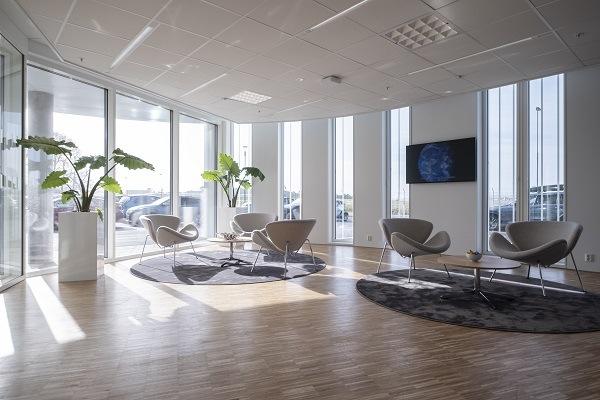 <pre>Подпишитесь на команды Cisco, чтобы построить офис будущего для норвежского системного интегратора Atea