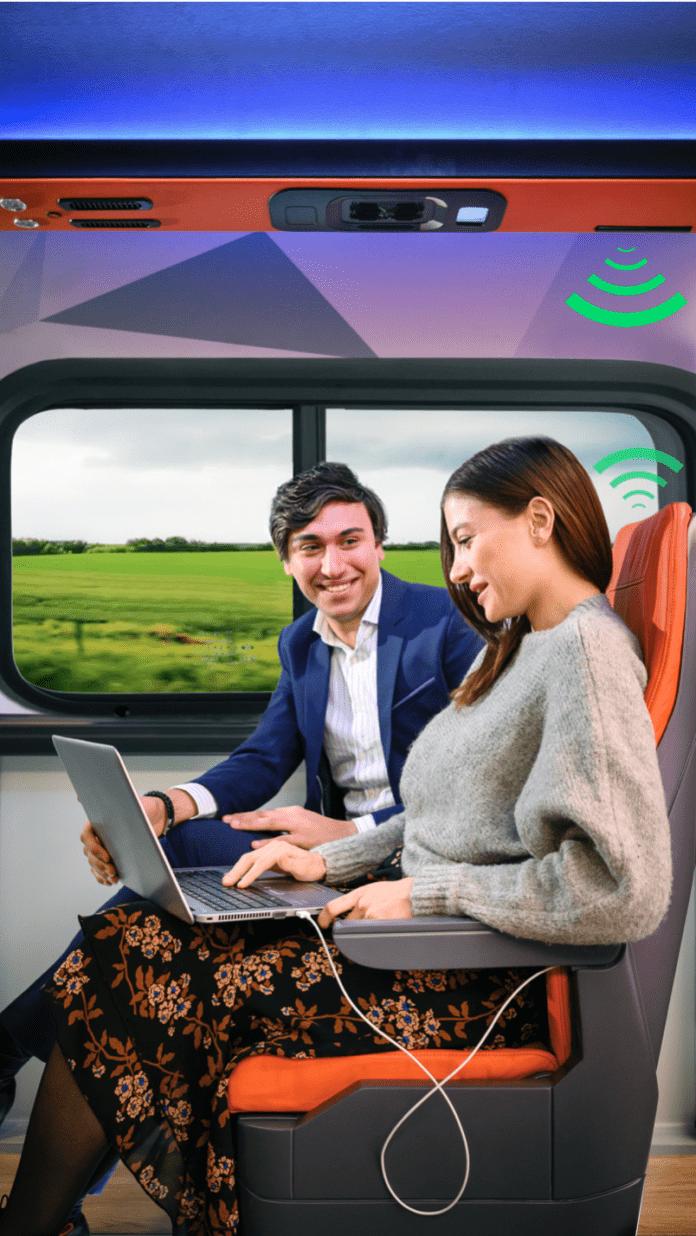 <pre>После Самолета, Trigni в Signify будет доступен на автобусах