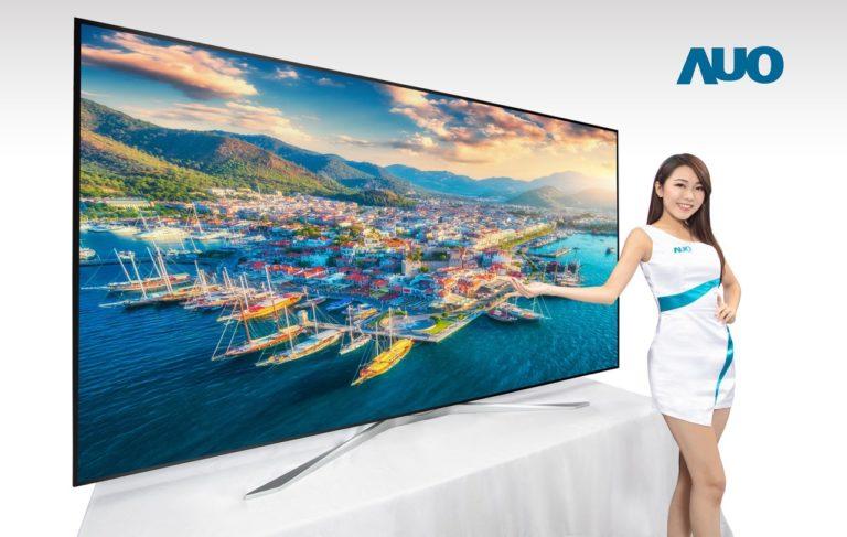 Прикоснитесь к Тайваню, чтобы выделить мини-и микро-светодиодные приложения с AUO и Innolux, представляя инновационные приложения