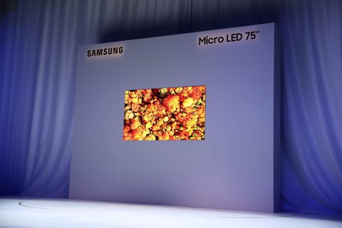 <pre>Производители оборудования укрепляют технологии для мини-и микро светодиодных приложений
