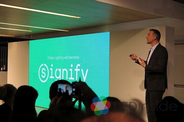 <pre>Signify продвигает свою разработку LiFi с приобретением Firefly LiFi