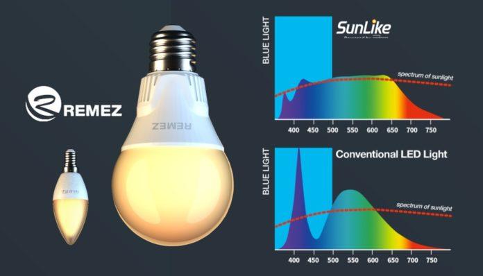 <pre>Светодиоды Seoul Semiconductor SunLike используются для светодиодных ламп, ориентированных на человека