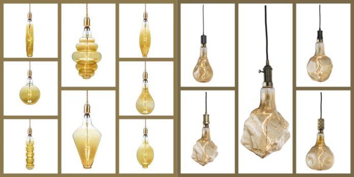 <pre>【TILS 2019】 WeBulb представляет светодиодные лампы накаливания XXL Golden