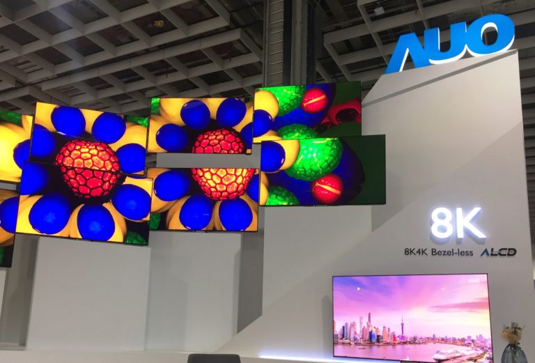 【Touch Тайвань 2019】 Светодиодные и панельные компании демонстрируют применение микро-светодиодов / мини-светодиодов
