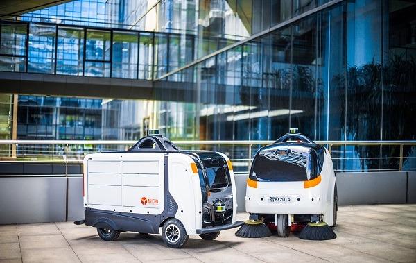 <pre>Velodyne Lidar поддерживает интеллектуальные автономные автомобили Idriverplus