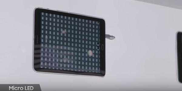 <pre>[Video] Присмотритесь к модульному телевизору Samsung со светодиодной подсветкой 'The Wall'