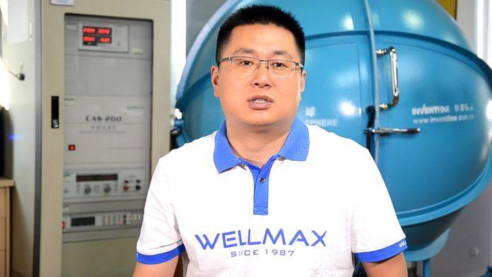 <pre>«Выпуклая» светодиодная панель Downlight лучше иллюстрирует ценность услуг WELLMAX для удовлетворения потребностей людей