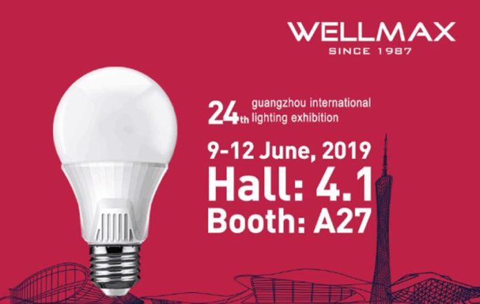 <pre>WELLMAX представит технический прорыв - «лампочки накаливания» на Международной выставке освещения в Гуанчжоу в 2019 году