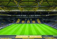 Zumtobel Group освещает крупнейший футбольный стадион Германии