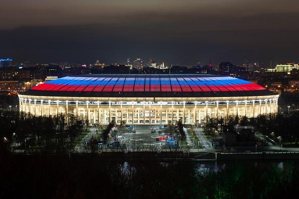 Стадионы Чемпионата мира ФИФА осветят светодиодами Signify