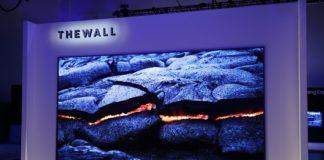 Samsung готов к выпуску микро LED телевизоров