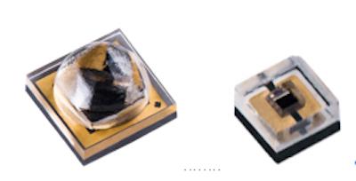 Luminus обезараживающие и дезинфицирующие светодиоды