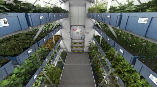 NASA выводит применение садового освещения на другой уровень